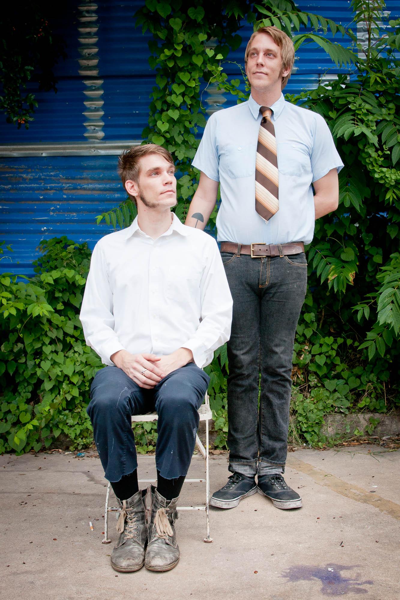 Clayton and Austin Kalman